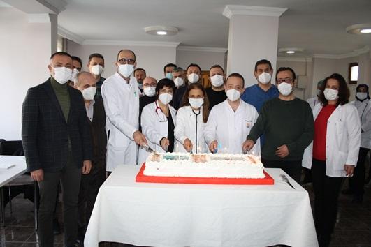 Anadolu Hastanesi'nde 14 Mart Tıp Bayramı kutlandı