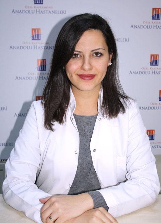 Özel Kastamonu Anadolu Hastanesi Diyetisyen İrem Yıldıran