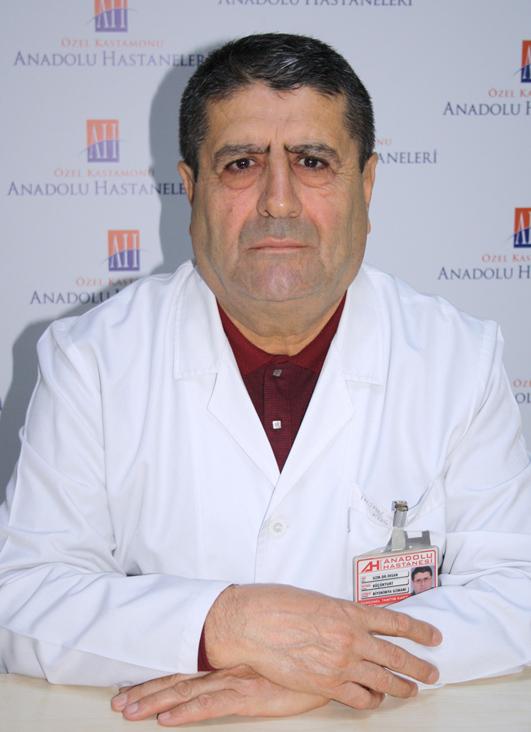 Uzm. Dr. İhsan KÜÇÜKYURT