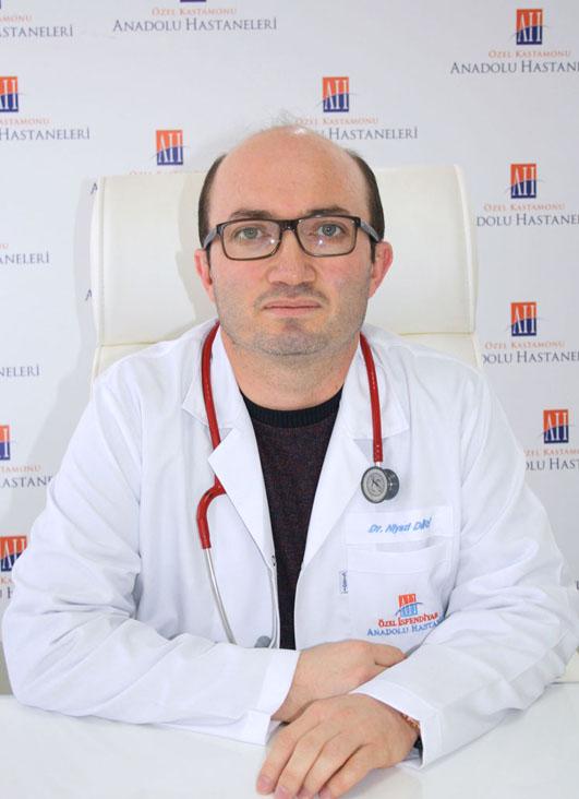 Uzm. Dr. NİYAZİ DİRİ