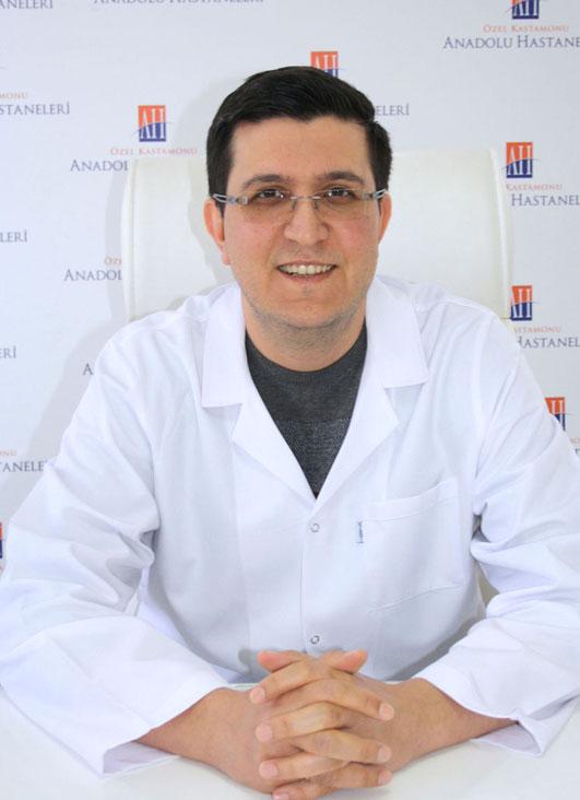 Uzm. Dr. Yusuf İlker ÇELİK