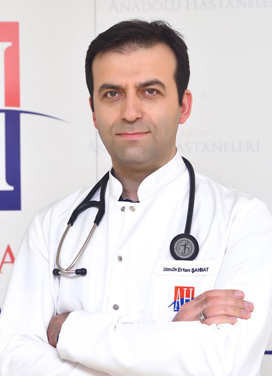 Uzm. Dr. ERTAN ŞAHBAT