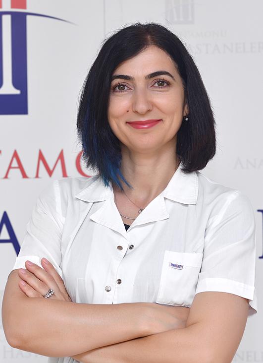 Uzm. Dr. Saliha BAKIR ÖZBEY