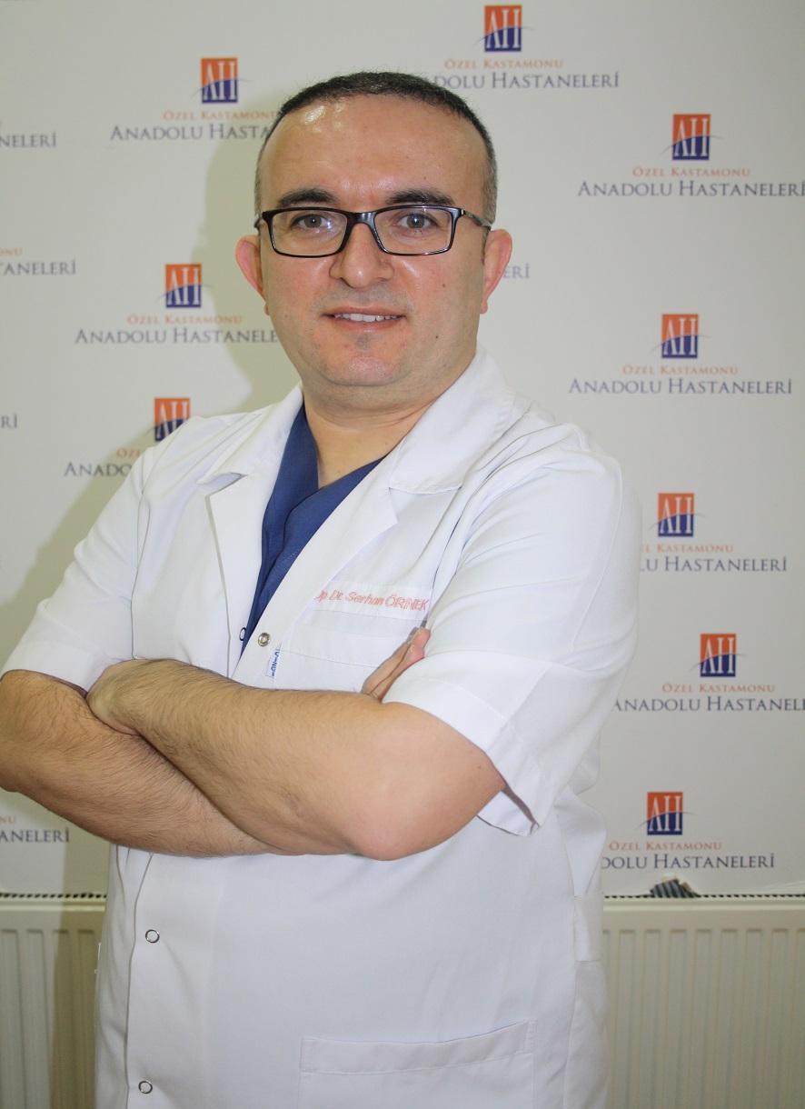 Op. Dr. Serhan ÖRNEK